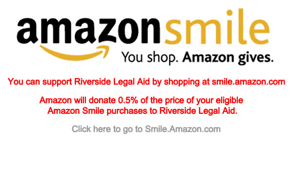 Amazon Smile Fundraiser